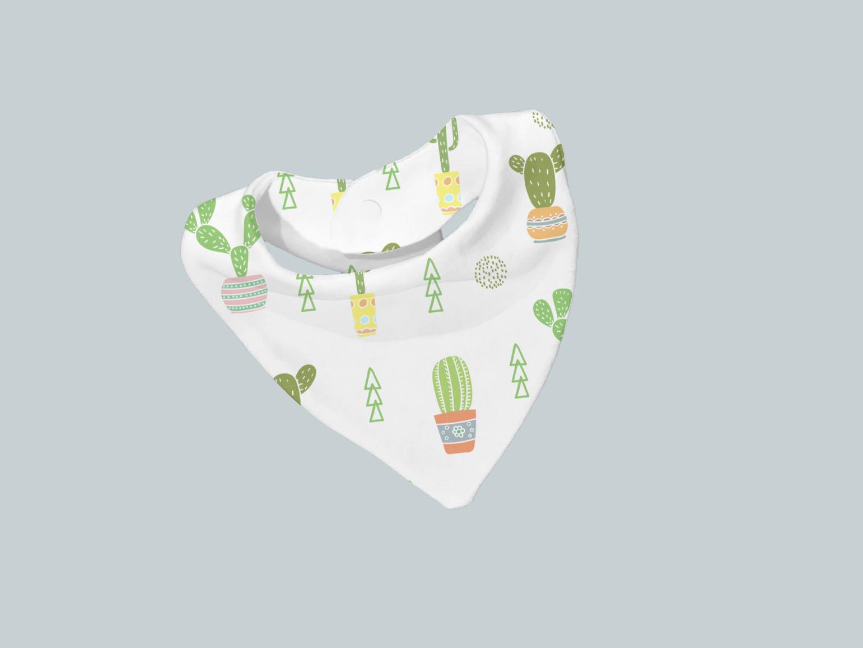Bib Scarf - Cactus Collection