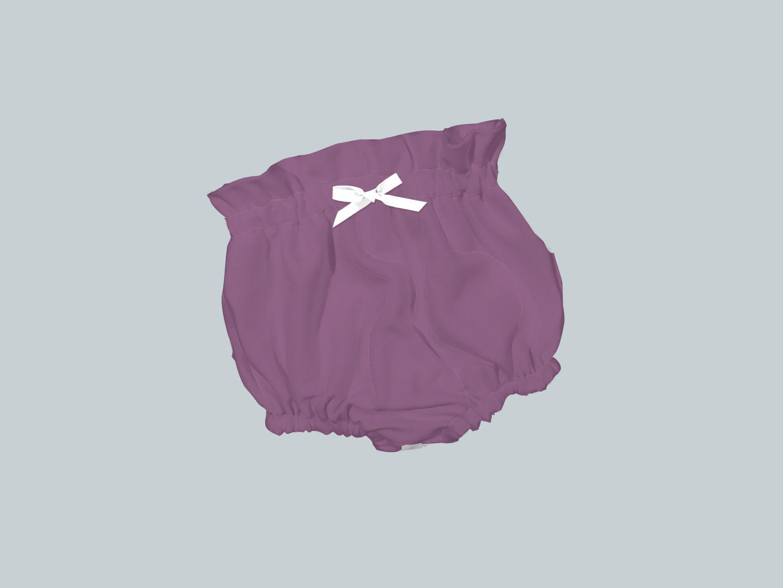 Bummies/High Waisted Bloomers - Purple