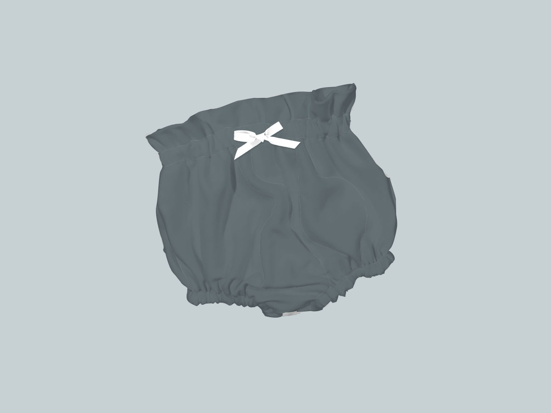 Bummies/High Waisted Bloomers - Dark Gray