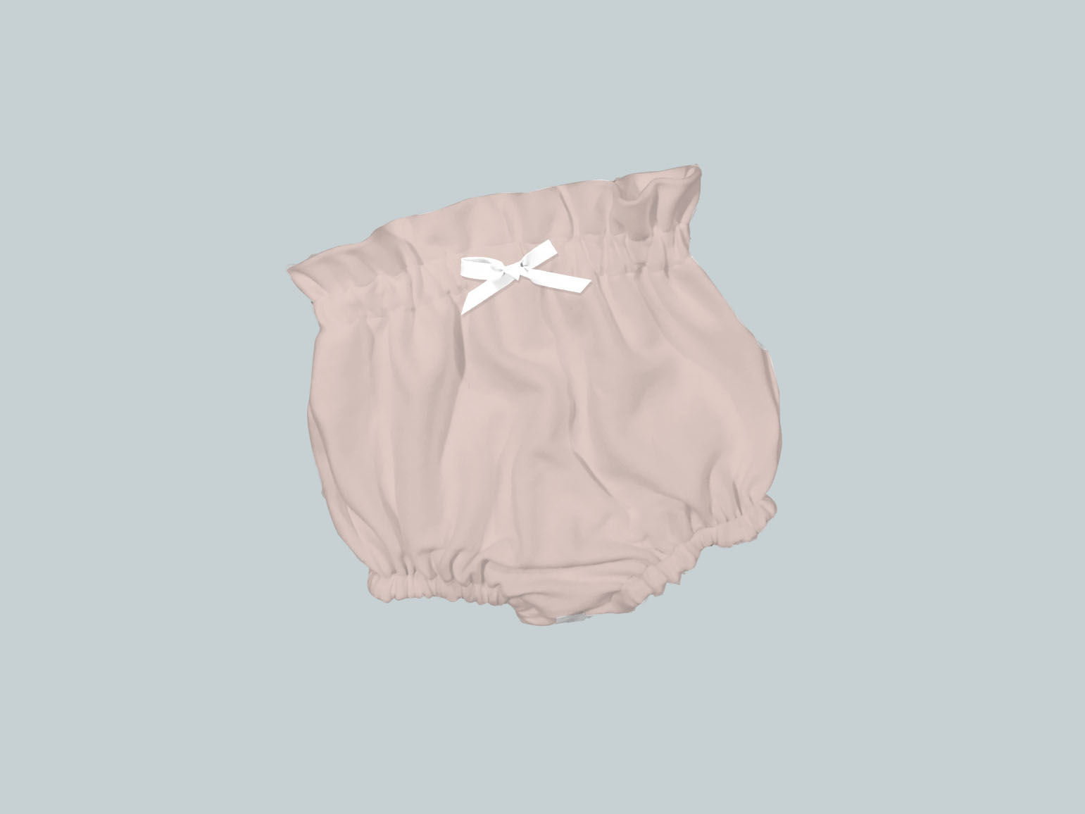 Bummies/High Waisted Bloomers - Pink