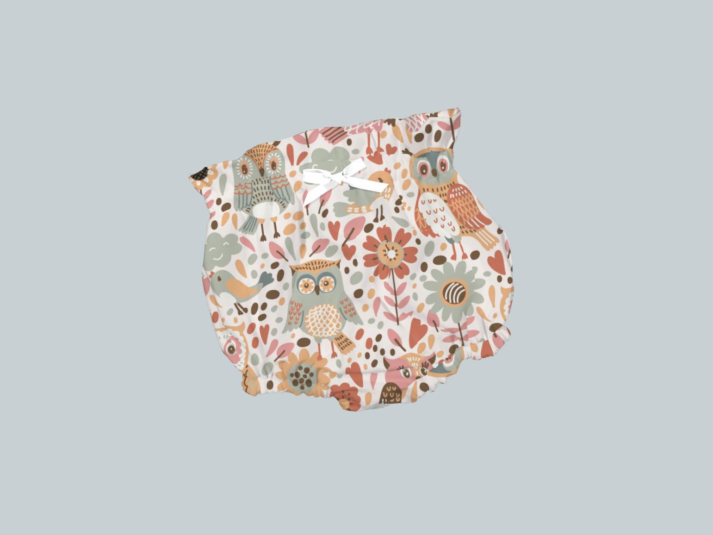 Bummies/High Waisted Bloomers - Owl Folk