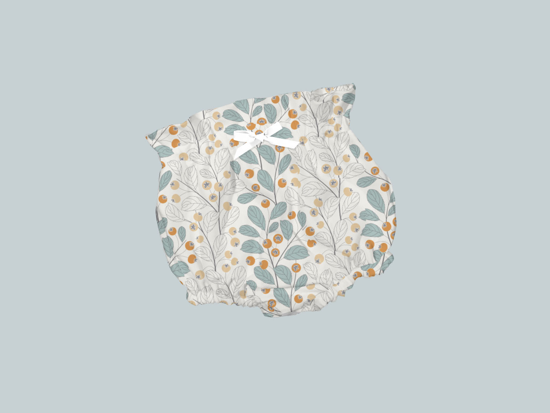 Bummies/High Waisted Bloomers - Wall Flower