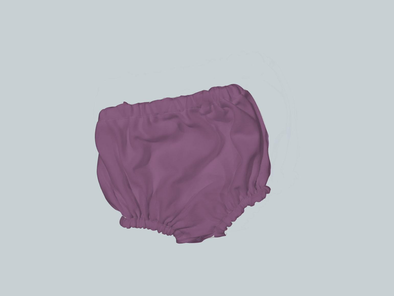 Bummies/Diaper Cover - Purple