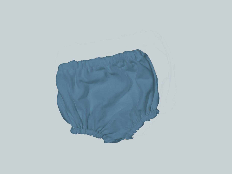 Bummies/Diaper Cover - Bright Blue