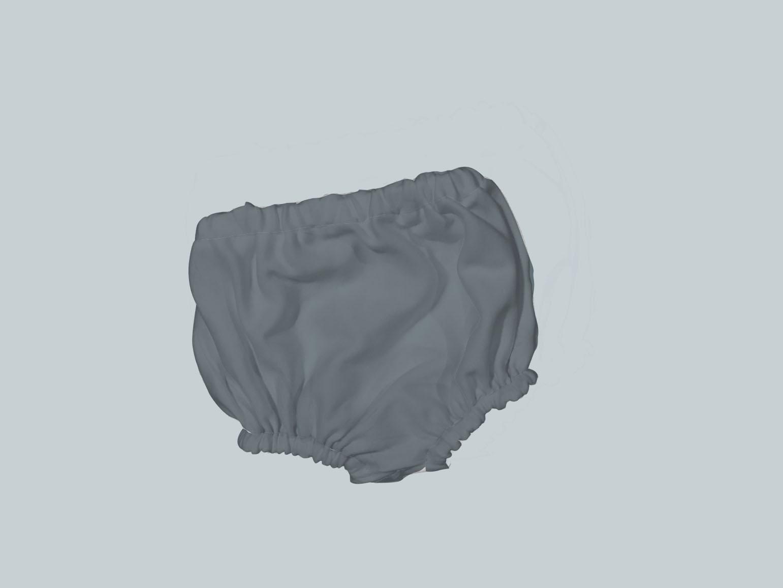 Bummies/Diaper Cover - Gray Green