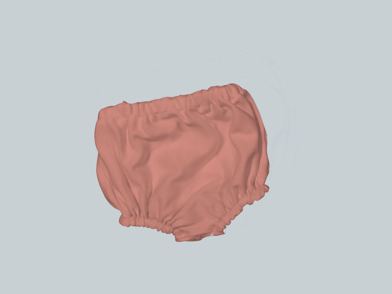 Bummies/Diaper Cover - Peach