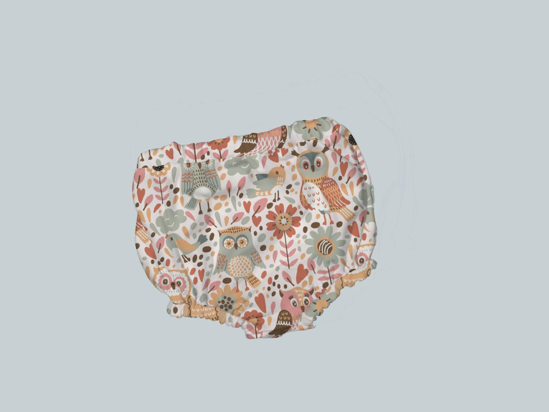 Bummies/Diaper Cover - Owl Folk