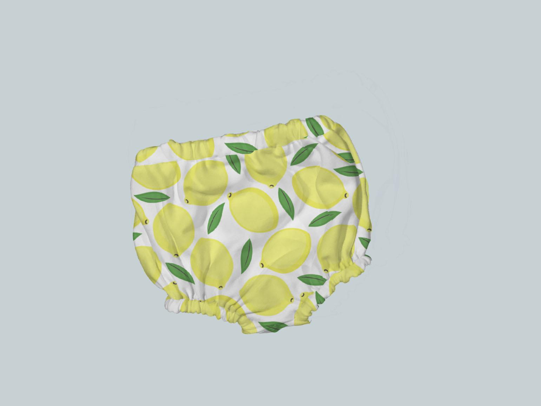Bummies/Diaper Cover - Lively Lemons