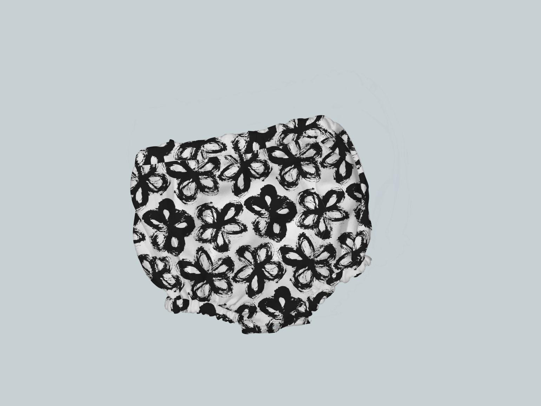 Bummies/Diaper Cover - Fab Flower
