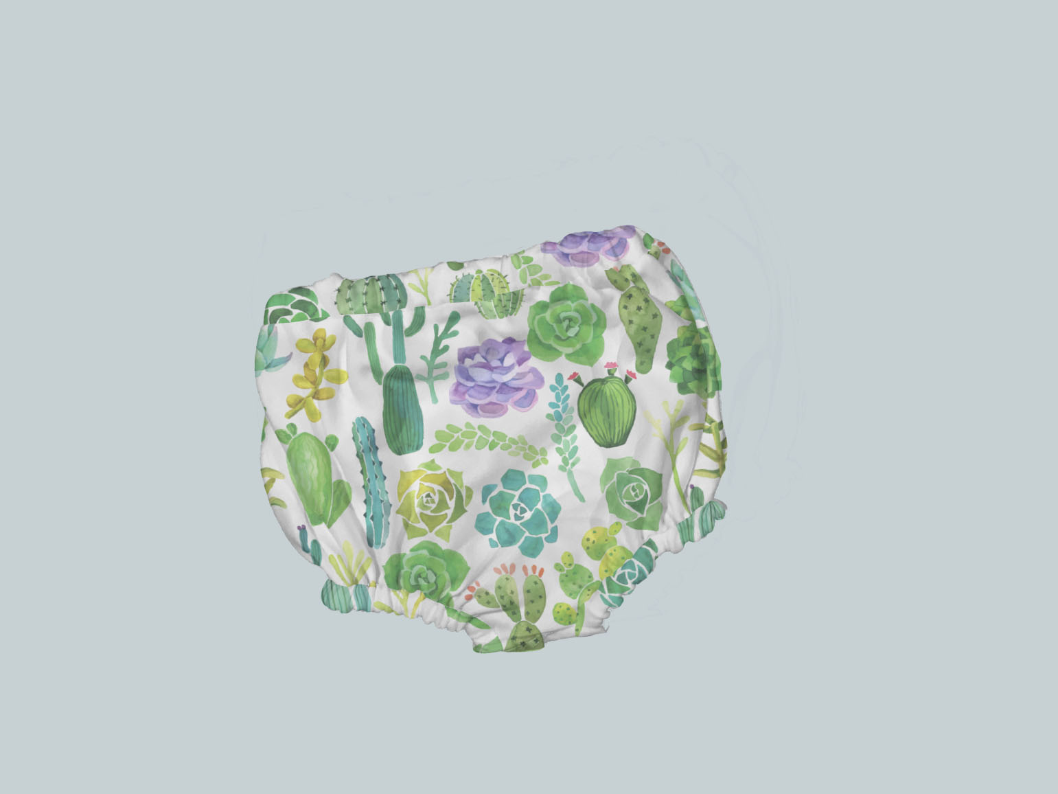 Bummies/Diaper Cover - Prickly
