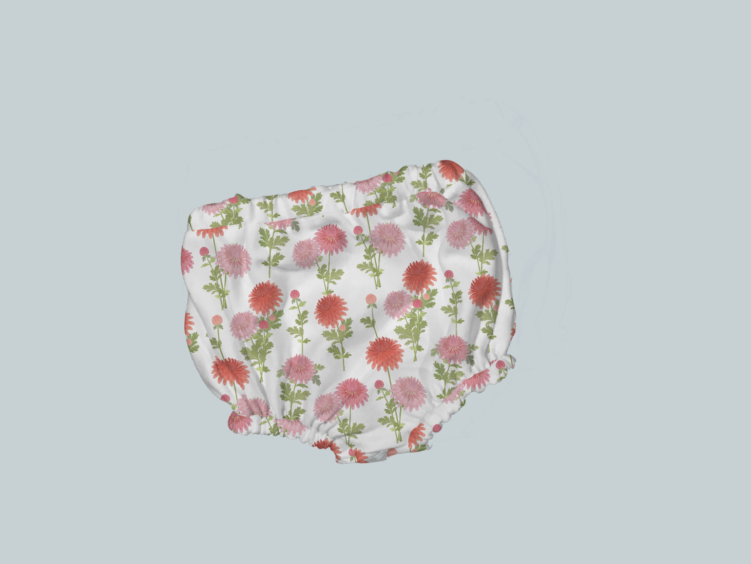 Bummies/Diaper Cover - Bright Blooms