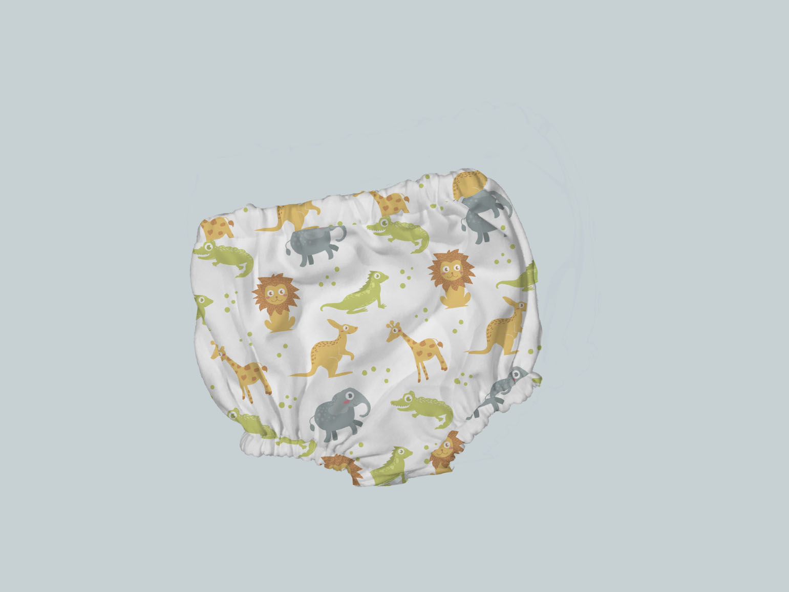 Bummies/Diaper Cover - Animal Crackers