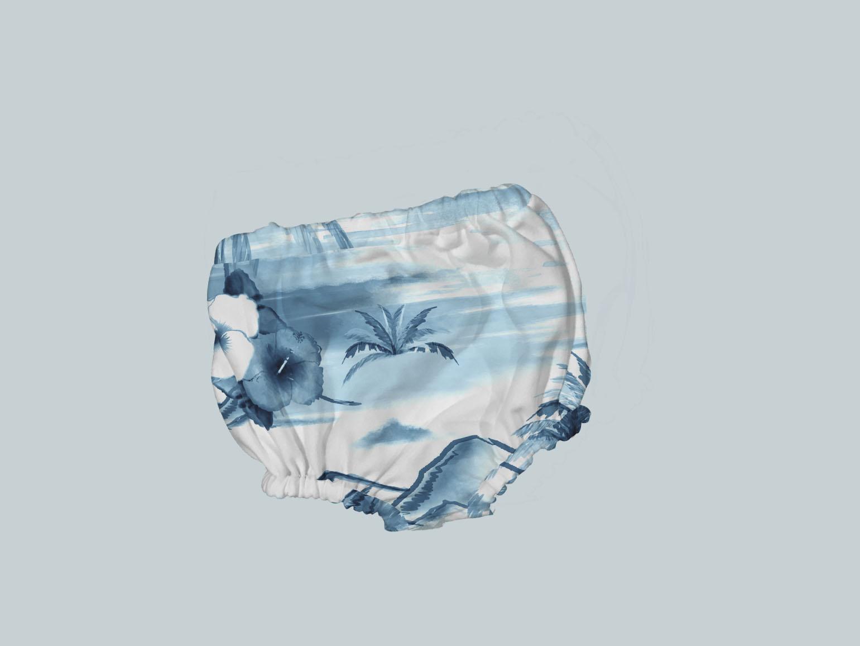 Bummies/Diaper Cover - Island Dreams