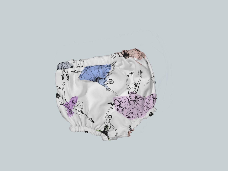 Bummies/Diaper Cover - Dancer