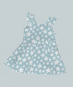 Dress with Ruffled Sleeves - All Stars